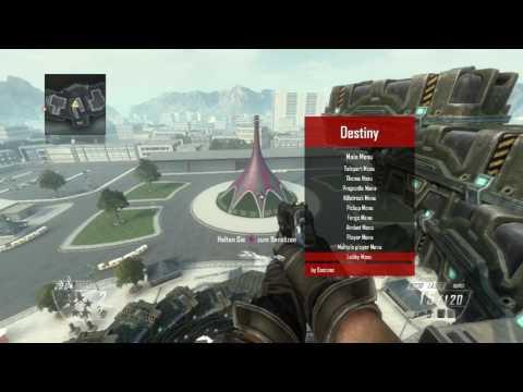 [BO2/PS3]Mod Menu Destiny with Rank Lobby by Enstone + Download
