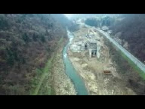 Balkan rivers at risk from hydropower plants