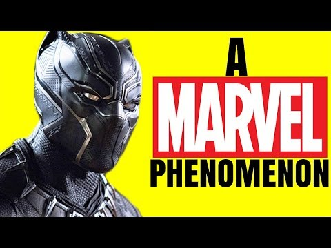 How Marvel Created A Phenomenon - Black Panther