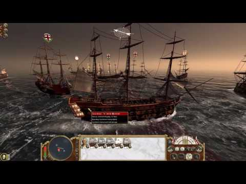 Empire Total War  battle of  Lagos
