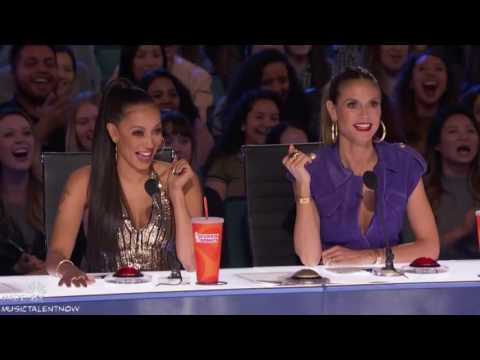 Top 6 BEST Auditions | American Got Tallent 2017