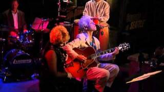 """Greta Matassa and Mimi Fox Live at Bakes Place """"You don't know what love is """""""
