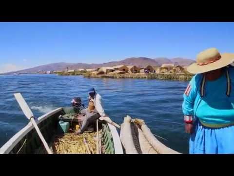 Travelling around Peru