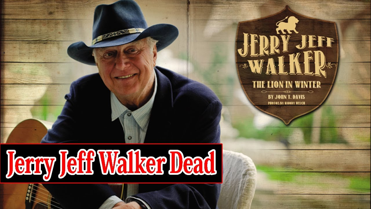 Jerry Jeff Walker dies at 78 Texas singer and songwriter | World News Today - YouTube