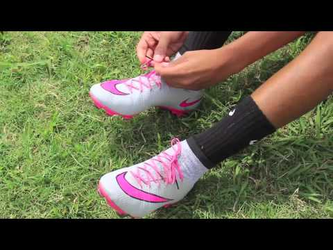finest selection fe205 4036c Nike Mercurial Superfly 4 Wolf Grey/Hyper Pink- Play Test and review