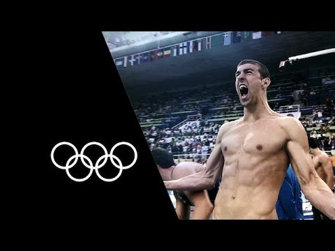 Michael Phelps - The Olympic Record Breaker