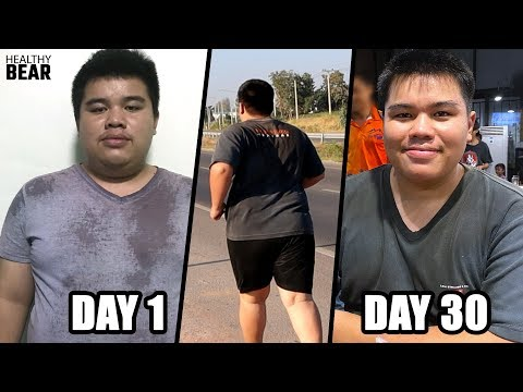 รีวิวลดน้ำหนัก 1 เดือน แบบถาวร กินยังไง ออกกำลังกายยังไง อยากลดต้องดู