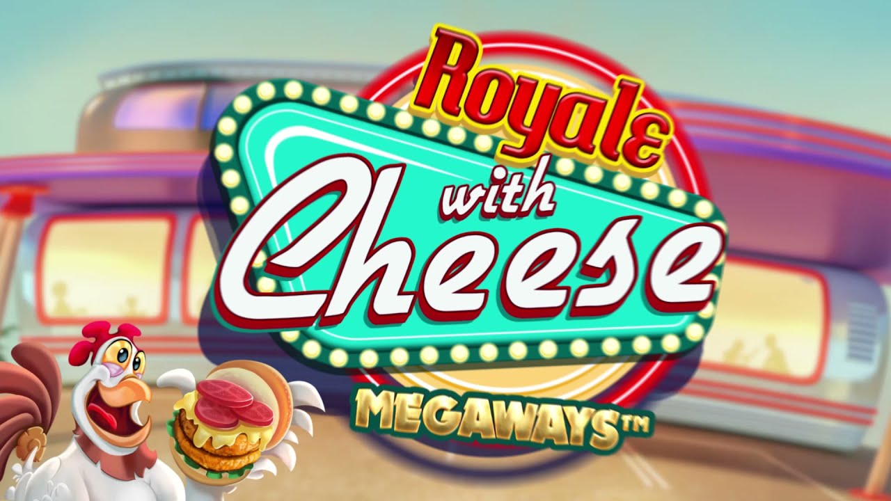 Royale with Cheese Megaways Slot Play Free ▷ RTP 96% & High Volatility video preview