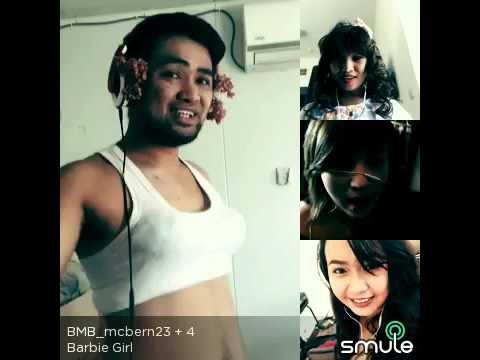 BarBie girl BMB punishment 😂. 😂 dami KO tawa sa video natin mga wanmelyun😀😂👏👏