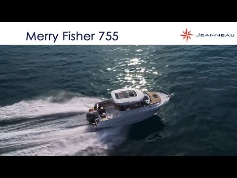 Merry Fisher 755 - By Jeanneau