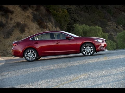 2014 Mazda MAZDA6 Review Ratings Specs Prices and Photos  The