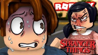 I played STRANGER THINGS roleplay games on ROBLOX... here's what happened