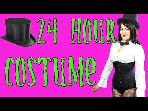 Hour Costume