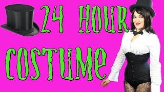 24 HOUR COSTUME - Top Hats & ZATANNA