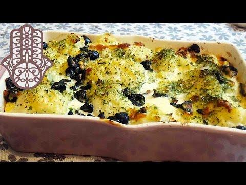 gratin-de-chou-fleur-aux-oeufs-et-mozzarella