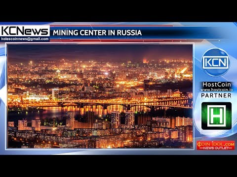 Krasnoyarsk will become a mining center in Russia