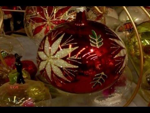Adornos navide os mexicanos opacados por importaciones - Videos de adornos navidenos ...