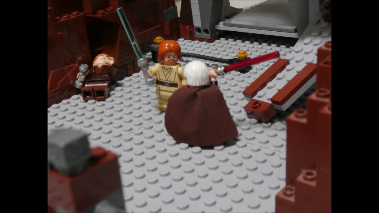 Lego Star Wars EpisodeⅡ Duel On Geonosis Anakin And Obiwan