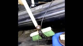 Замена топливного нассоса опель омега б