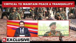 'Jammu \u0026 Kashmir Changed Massively': Northern Army Commander On Abrogation Of Article 370