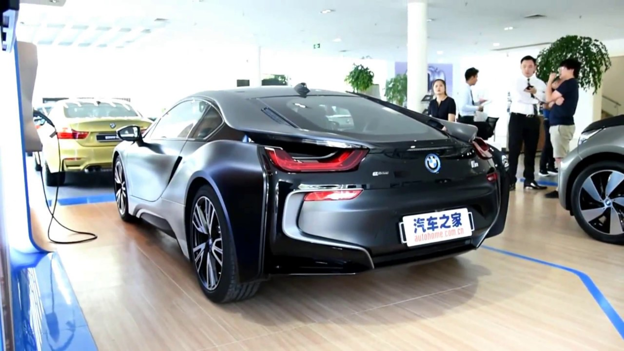 2018 Bmw I8 Proton Black Limited Edition Interior Exterior Review