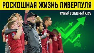 ЛИВЕРПУЛЬ — трансферы, зарплаты, тренировки, инвестиции, реклама