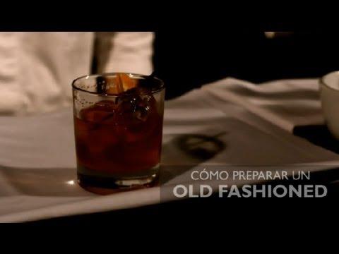 Como preparar un old fashioned los cocteles mas for Como cocinar un bogavante