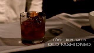 Como Preparar un Old Fashioned : Los Cocteles Mas Populares