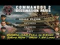 Commandos 2 Destination Paris free download full version - 5 Easy Steps