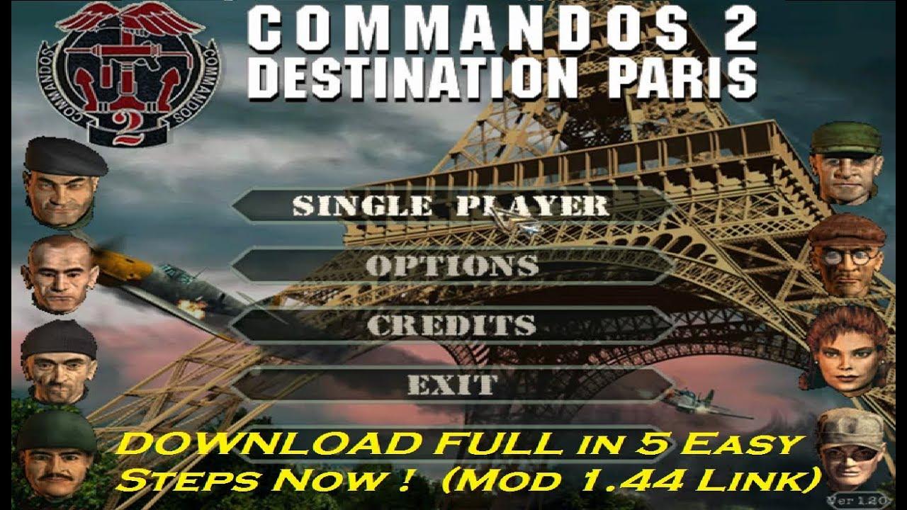 commandos 2 game download full version free