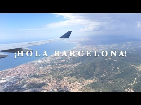 BARCELONA   Study Abroad Blog   Arriving to Barcelona by Angela Masciale