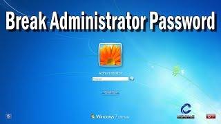 8 way to crack Windows Administrator Password Windows XP/7/8/10 |How to crack administrator password