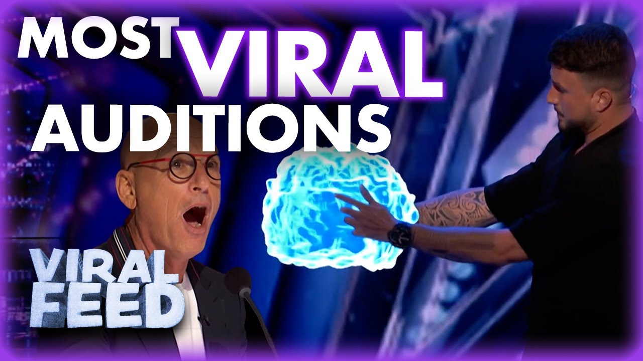 MOST VIRAL AUDITIONS FROM AGT WEEK 7 2021 | VIRAL FEED