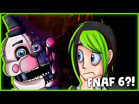LITTLE DID I KNOW WHAT I WAS GETTING INTO! | FNAF 6 #1 | DAGames