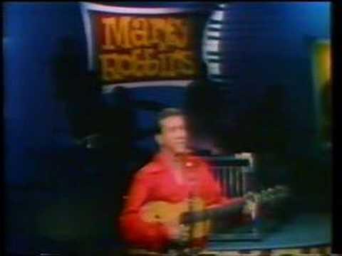 Marty Robbins Singing The Night I Came Ashore