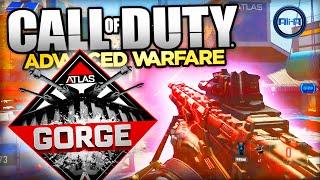 atlas gorge dlc map call of duty advanced warfare multiplayer gameplay cod 2014