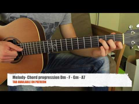 Chan Chan (Cuban Song) [TAB] | Fingerstyle Guitar Lesson. Fingerstyle Tutorial