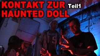 KONTAKT ZUR HAUNTED DOLL - paranormales breitet sich aus!!!