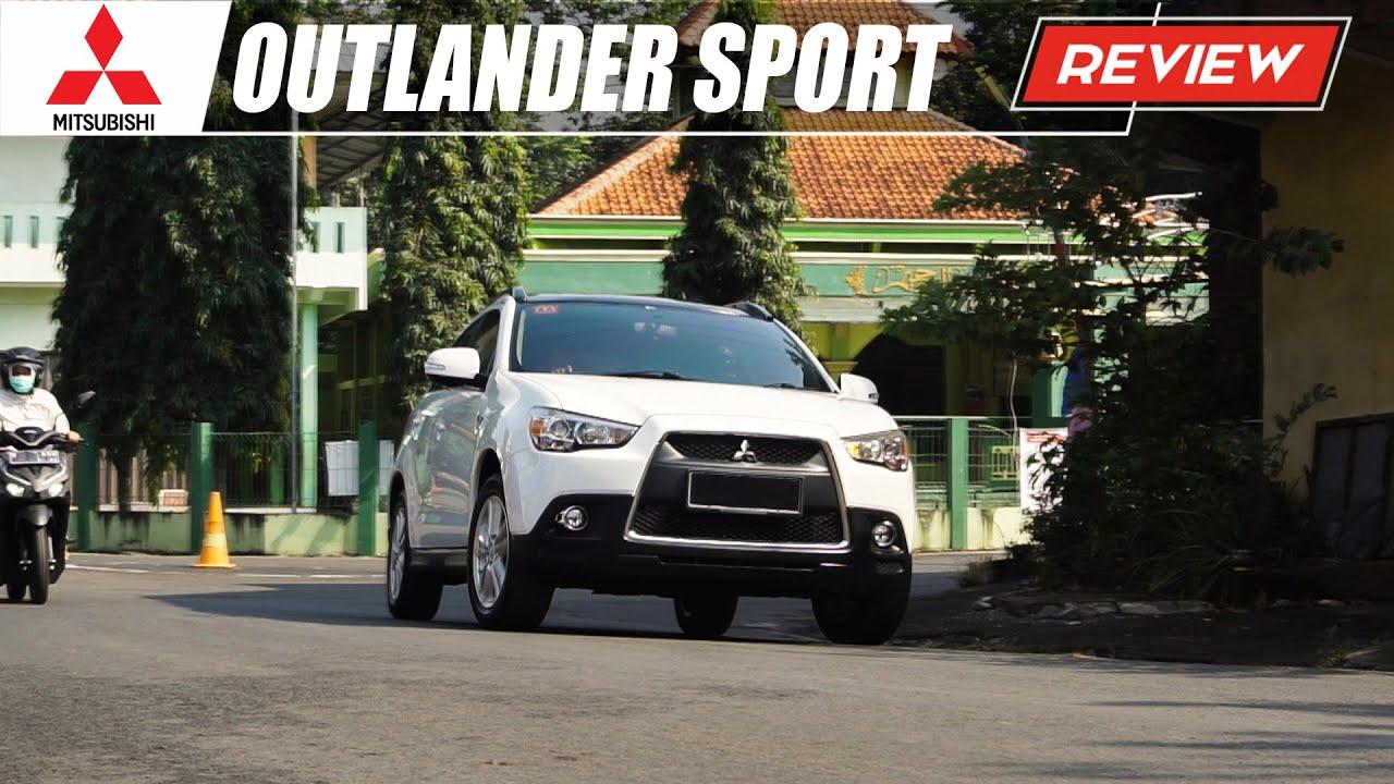 Review Mitsubishi Outlander Sport PX | SUV yang Ganteng, Elegan dan Proporsional