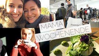 SHOPPINGRAUSCH MIT MAMA | Vlog | Charlotte K.