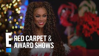 "Tyra Banks and Francia Raisa Talk ""Life-Size 2"" 