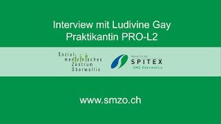 Interview mit Ludivine Gay, Praktikantin PRO-L2