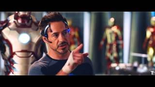 Tony & Pepper - what if I didn't