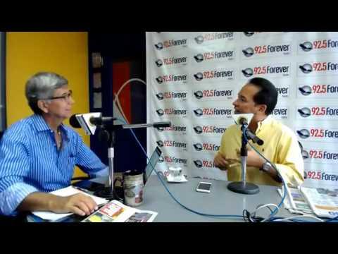 #InformativoForever Entrevista :AB. HENRY CUCALÓN por 925FM (23-06-17)