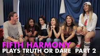 Fifth Harmony Plays Truth Or Dare: Ally's Marriage Proposal (Part 2)