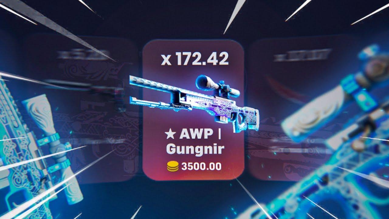 I HIT THE AWP GUNGNIR!?! (insane)