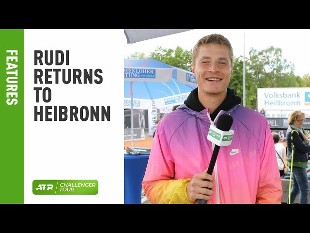 Rudi Returns: One Year On, Molleker Is Back In Heilbronn