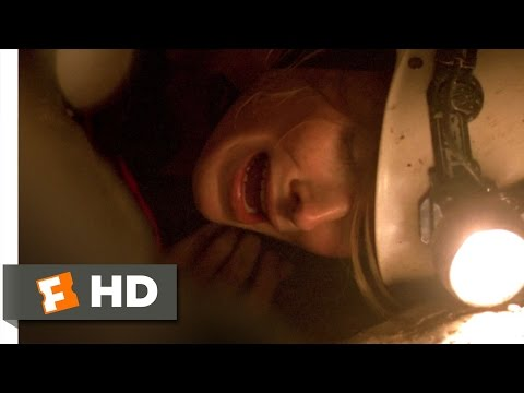 The Descent (1/10) Movie CLIP - A Rock And A Hard Place (2005) HD
