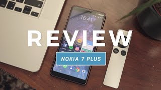 Nokia 7 Plus review (Dutch)