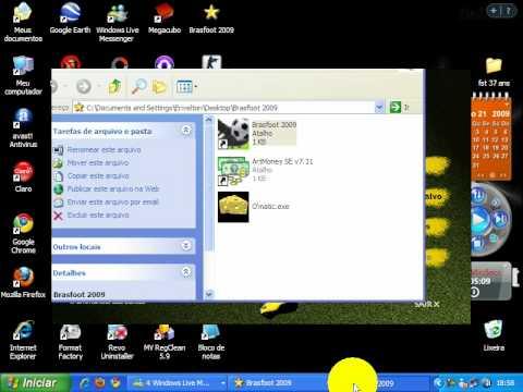 o omatic para brasfoot 2009